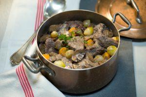 recettes de viandes en sauce