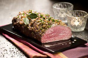 filet de bœuf sauce foie gras