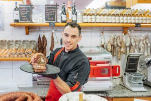 boucher charcutier à Bons-en-Chablais